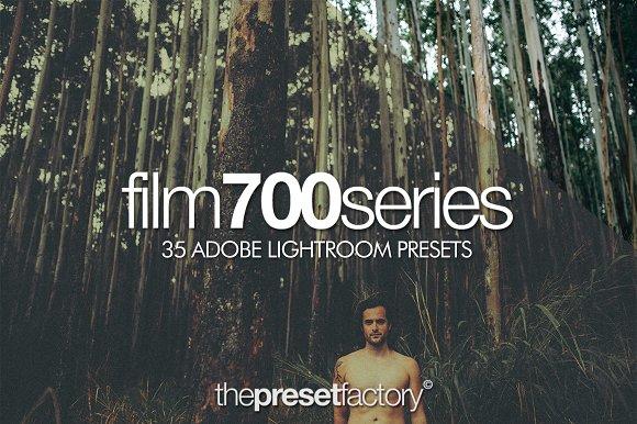 Film 700 Series For Lightroom