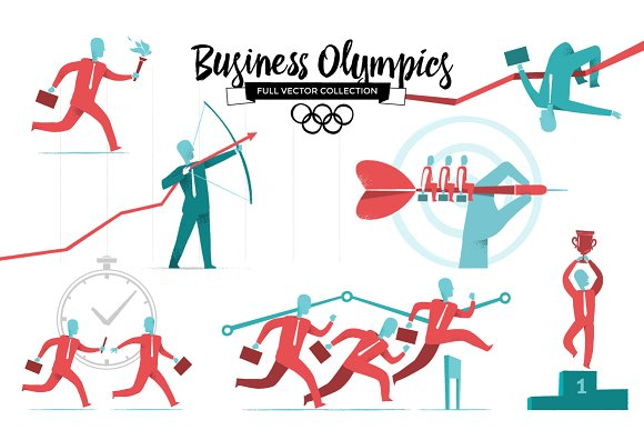 Business Olympics - Collection