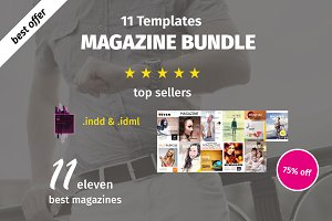 Bundle 11 Magazines