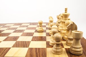 Pawn forward isolated
