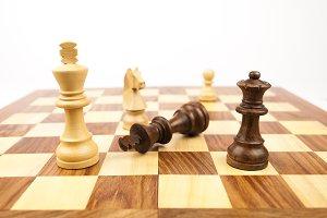 Checkmate White Wins