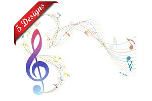 5 Musical Designs