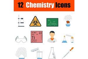 12 Chemistry icon