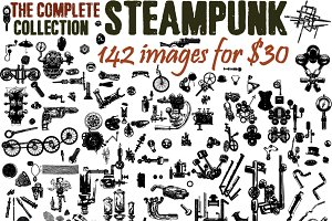 The Complete Steampunk Set