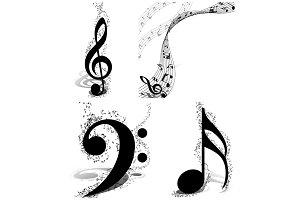 4 Musical Designs