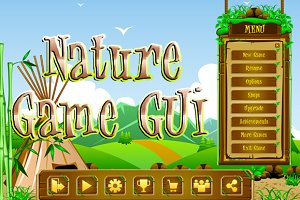 Nature Game GUI