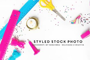 Styled Stock Photo