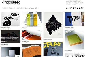 Grid Based Theme WordPress