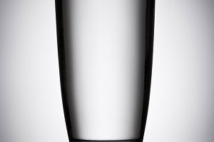 water glass with