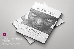 A5 Photograph Portfolio