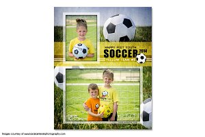 Soccer Memory Mate Template - MM2