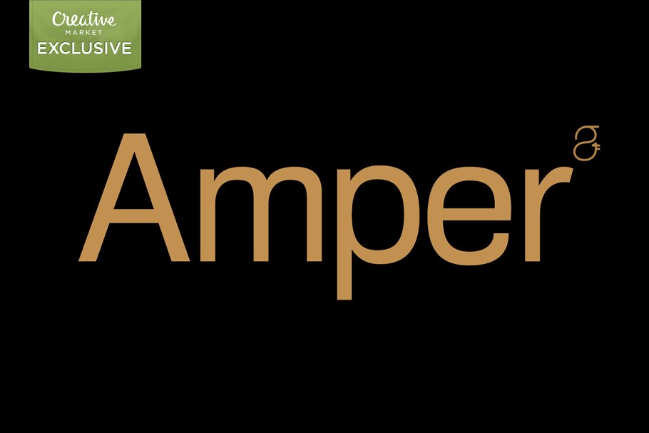 Best Amper ~ 70% Off Vector