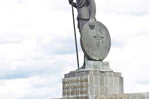 La Minerva. Monuments