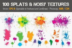 Splats & Noisy Textures