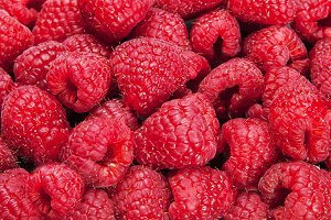 Red Raspberry texture.
