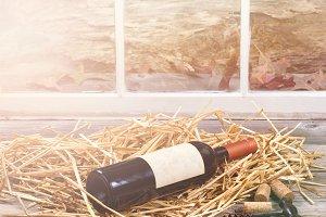 Window light on Wine