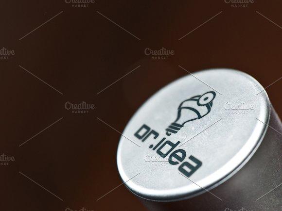 Dr.Idea Logo Template - Logos