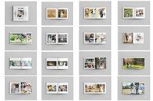 Wedding Photo Album Template-V485