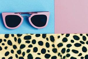 Fashion Pink Sunglasses