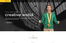 Doors Two - Bootstrap HTMl Template