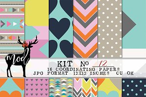 Background Papers Kit 12