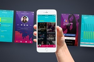 Musictris (Music App Ui)