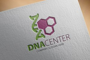 Dna Center Logo
