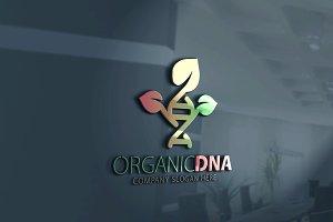 Organic Dna Logo