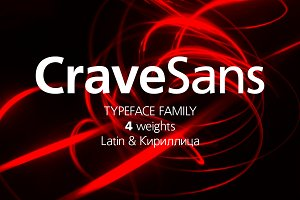 CraveSans small_family