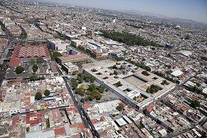 Historical building in Guadalajara
