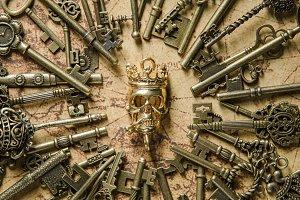 treasure key