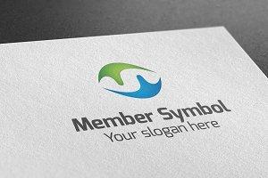 Member Symbol Logo