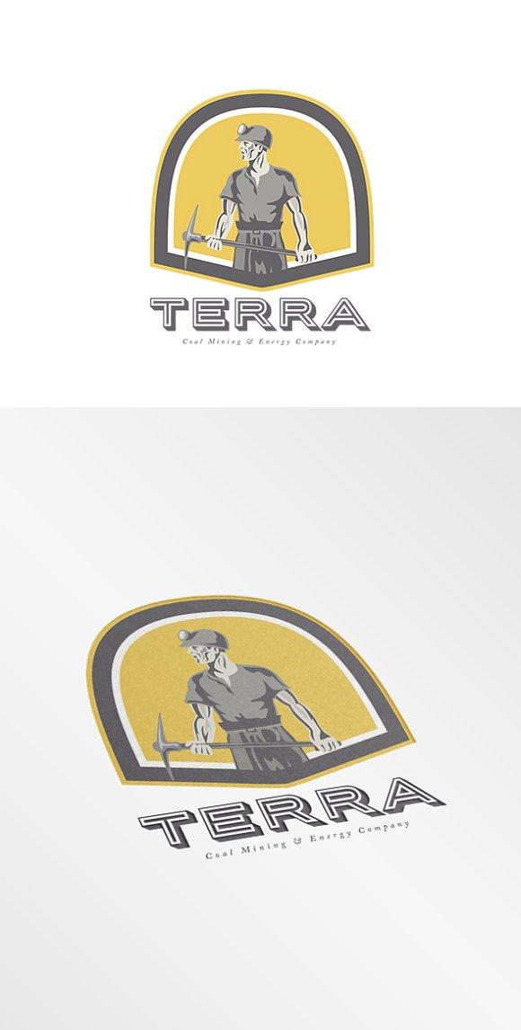 Terra Coal Energy Company Logo