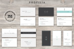 BUNDLE-Modern Business Card Template