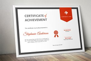 open office certificate templates free - triangles corporate word certificate stationery