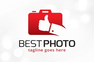 Best Photography Logo Template