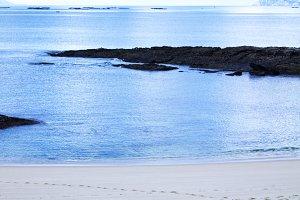limens beach, Galicia, Spain