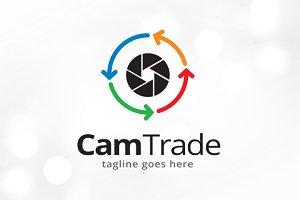 Camera Trade Logo Template