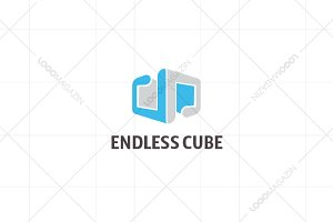 Endless Cube - Infiniti Logo