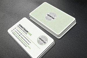 Elegant Business card #38