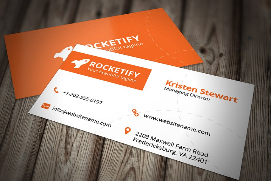 Simple business card template business card templates creative simple business card template colourmoves
