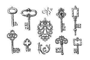 engraving keys