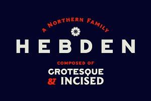 Hebden Family