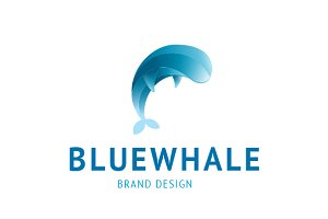 Blue Whale Logo
