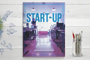 Start-up Business Brochure