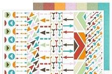 Coneflower Digital Pattern Paper