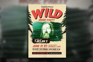 Retro Wild Party