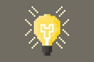 Pixel light
