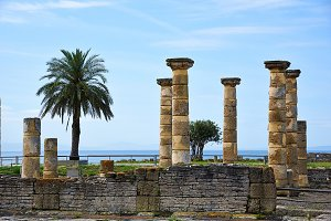 """Ruins Roman of """"Baelo Claudia"""""""