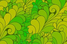 Seamless Floral Sprin Patterns